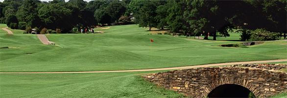 site of fund raising tournament