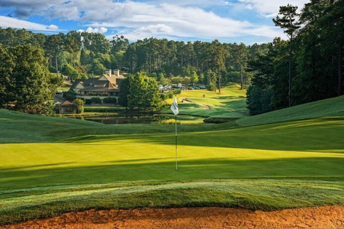 Heritage Golf Links, Tucker, Georgia